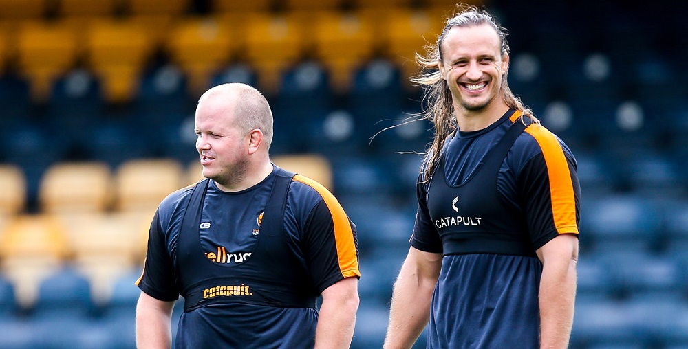 Lock Bresler to make first Worcester Warriors appearance of season at Wasps