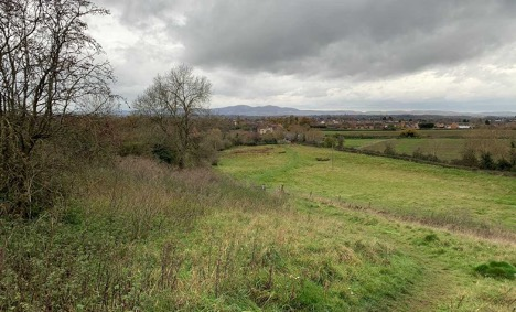 Country park plan for Middle Battenhall Farm