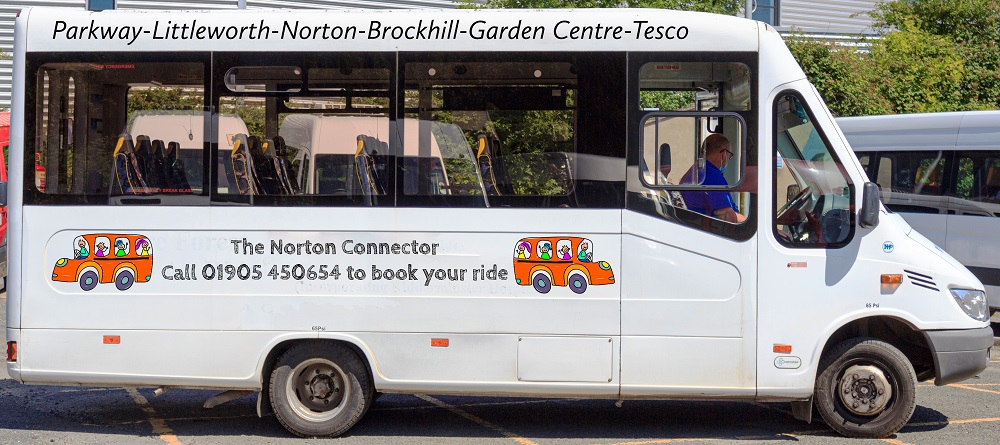 Norton Connector adds extra destinations to regular route
