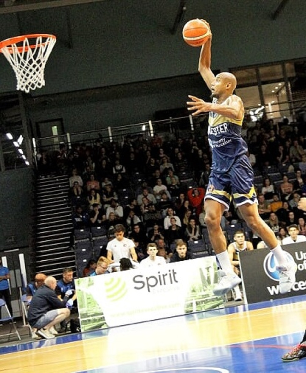 Worcester Wolves beat Plymouth Raiders in BBL Cup