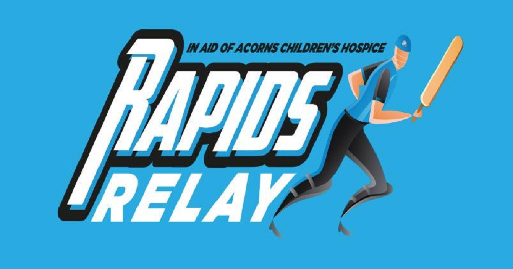 Rapids Relay By Worcestershire Cricketers And Staff Boosts Acorns Hospice South Worcester Voice
