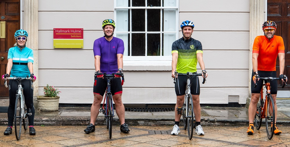 Tour De Worcestershire Challenge to raise money for breast unit and hospitals charity