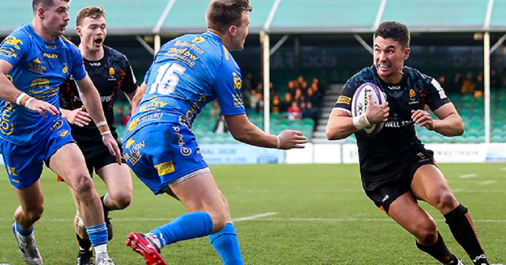 Nick David graduates to Worcester Warriors senior squad