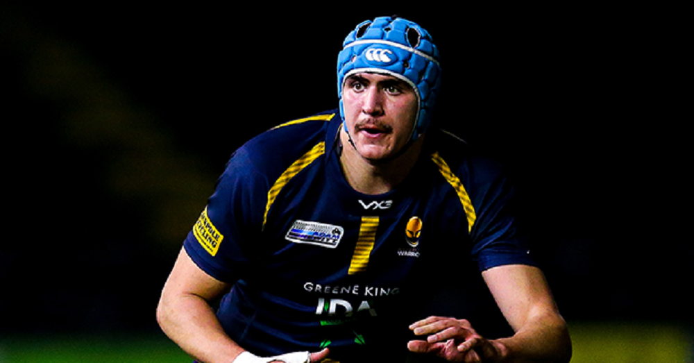 James Scott promoted to Worcester Warriors senior squad from academy