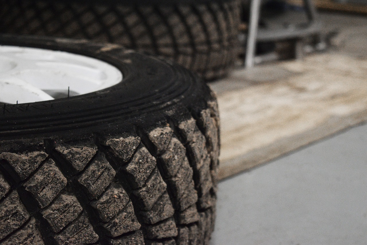 Surveys reveal one in five drivers have never checked their tyres