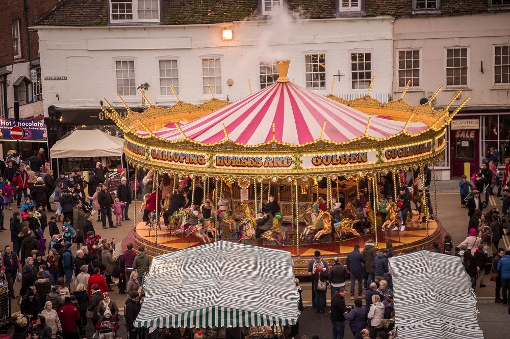 Worcester Victorian Christmas Fayre returns