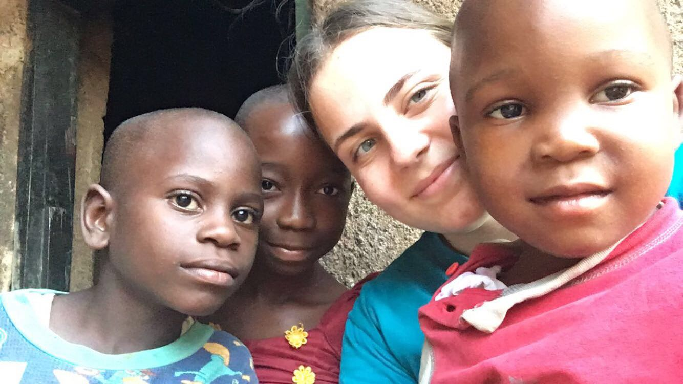 Holly hopes to return to Africa after adventurous month helping villagers