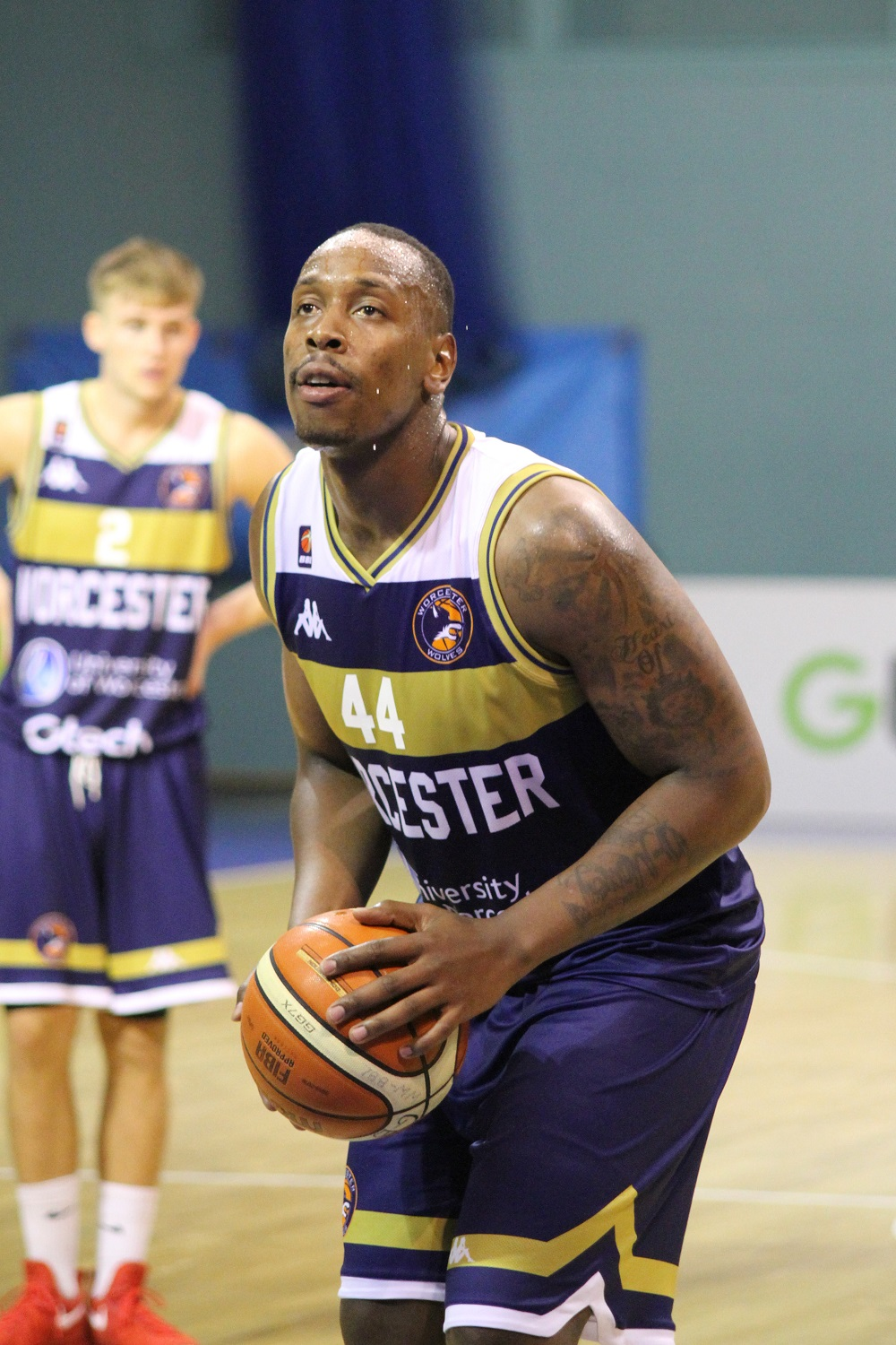Dean Wanliss resigns from Worcester Wolves