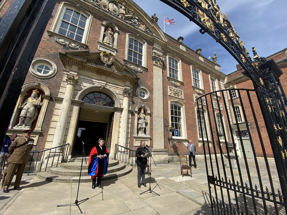 Worcestershire marks Armed Forces Week