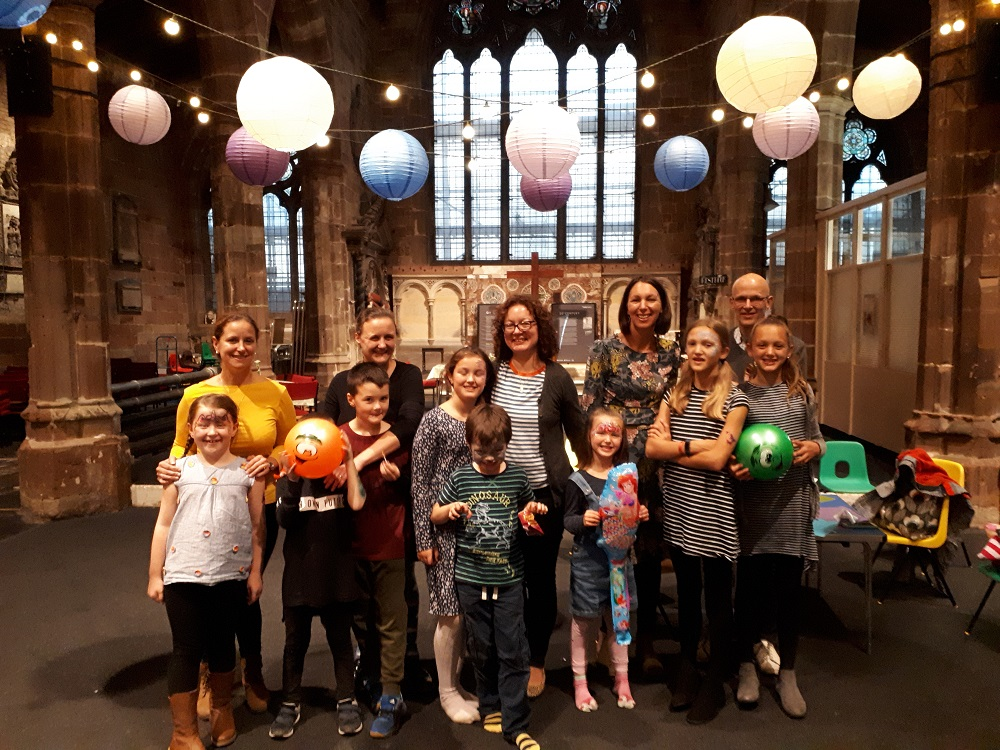 Birth children's role in fostering celebrated