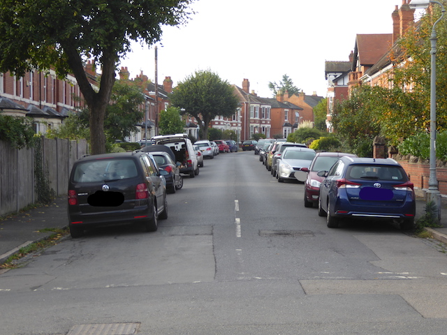 30mph speed limits 'crazy' in busy residential side streets