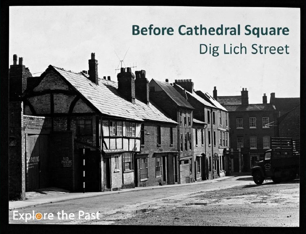 Dig into history of Worcester's Lich Street