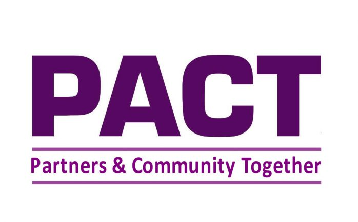 Raise issues affecting your area at PACT meeting