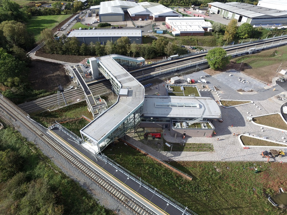 New Parkway station should be open to commuters in December