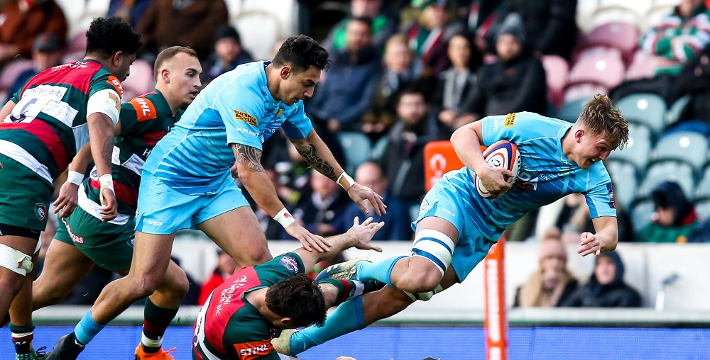 Worcester Warriors' Ted Hill shortlisted for award