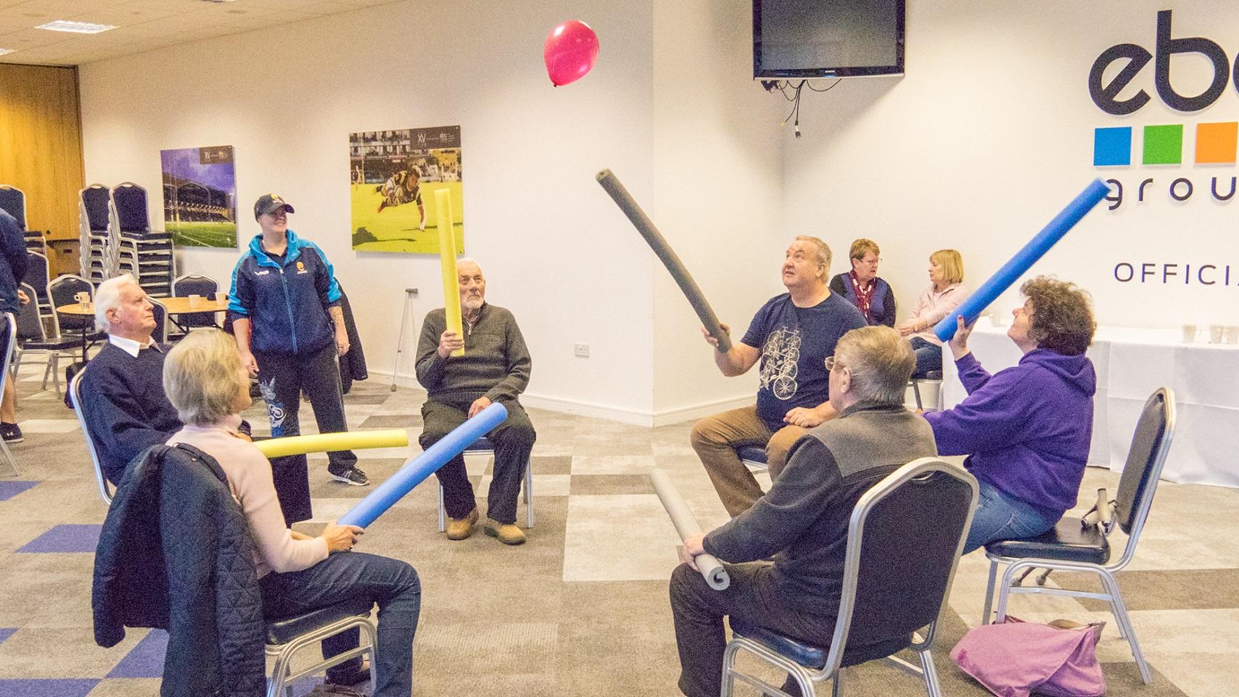 Worcester Warriors win national dementia-friendly award