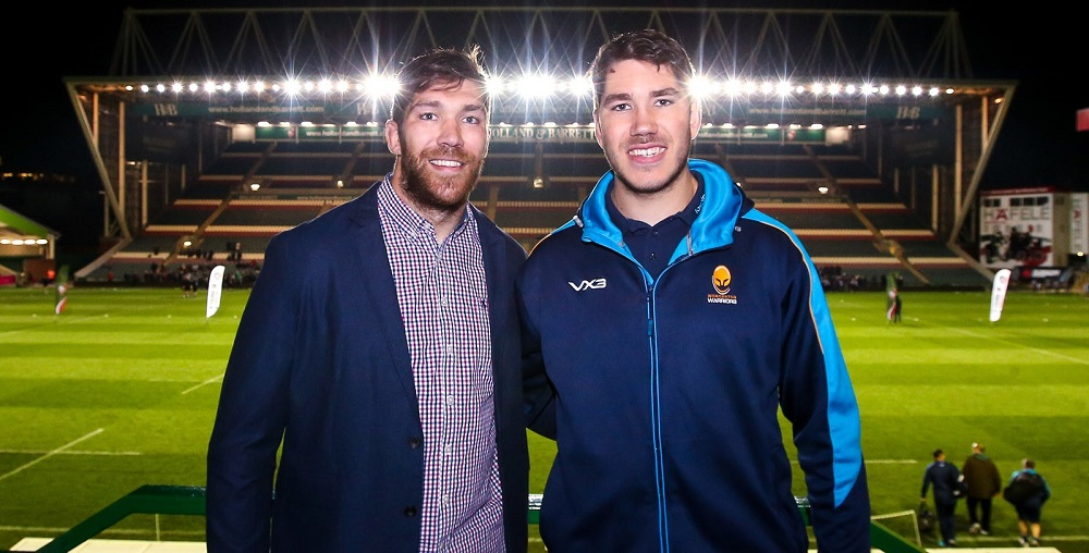 Kitchener brothers line up together for Worcester Warriors against Exeter Chiefs