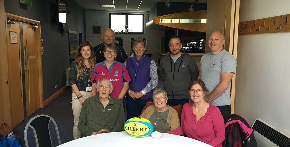 Worcester Warriors in running for dementia award